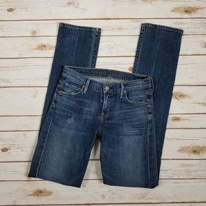 C of H Ava low rise straight leg jean